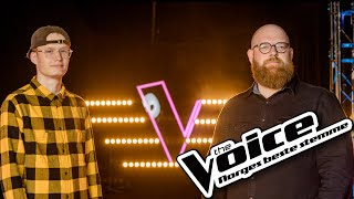 Einar Christiansen vs Audun Haukvik | Unknown (To You) | (Jacob Banks) | Battle | The Voice Norway