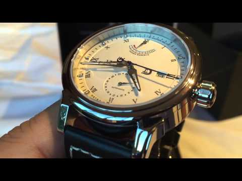 Detroit Watch Company 1701 Launch Edition automatic watch unboxing and review