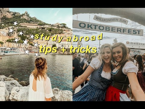 What I WISH I KNEW Before Studying Abroad!