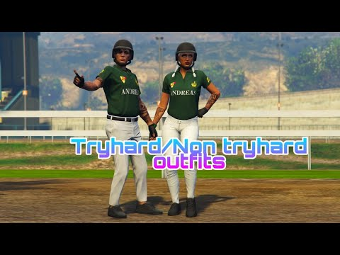 Download My Tryhard/Non tryhard outfits (Female and Male)   GTA 5 ONLINE