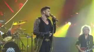 Q+AL - Killer Queen & Somebody to Love - Mohegan Sun - CT