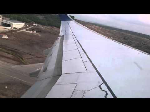 ADB izmir adnan menderes havaalani kalkis, take off...