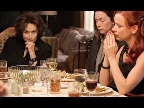August: Osage County / 八月心風暴 movie review / 電影評論 (cantonese ver.)