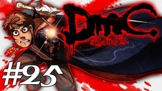 How Dante Got His Groove Back - DMC - Devil May Cry Gameplay / Walkthrough w/ SSoHPKC Part 25 - The Games Begin