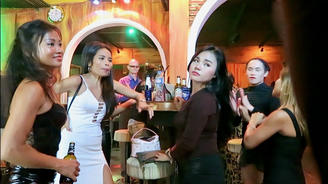 Laos girls nightlife