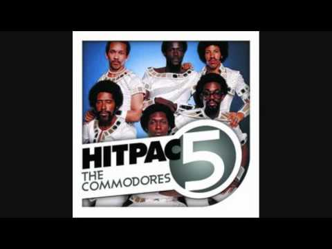 The Commodores - Too Hot Ta Trot