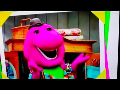 Barney. Theme. Song. Spanish