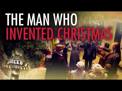 """The Man Who Invented Christmas"": A familyfriendly holiday movie  Ben Davies"