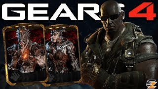 Gears of War 4 - Aaron Griffin Purchasable, New Craftable Locust Characters, Quit Penalties & More!