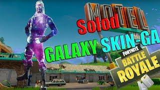 Fortnite-Solod with GALAXY Skini! (In Estonian!)