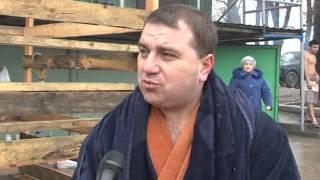В Слободзее прошли Крещенские купания