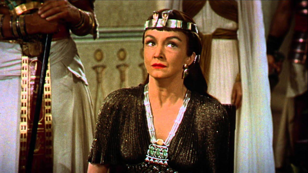 The Ten Commandments (1956) - Trailer