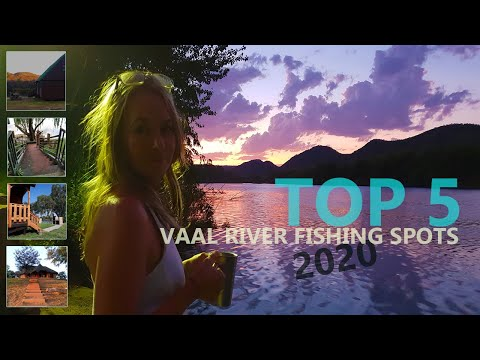 Our Top 5 Vaal River Carp Fishing Spots (June 2020)
