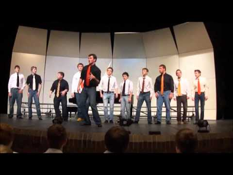 Those Guys performing Zeroes & Ones at the 2011 Choral Classic