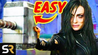 Thor: Ragnarok - Hela's 10 Most Incredible Superpowers
