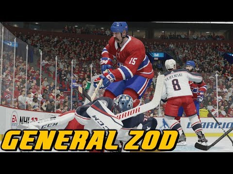 CONFERENCE FINALS CBJ - NHL 18 - Be A Pro ep. 22