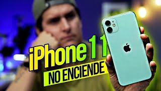 ✅ iPhone 11 BACKLIGHT Y NO ENCIENDE [PASO A PASO]  UNA MANCHA EN LA PANTALLA