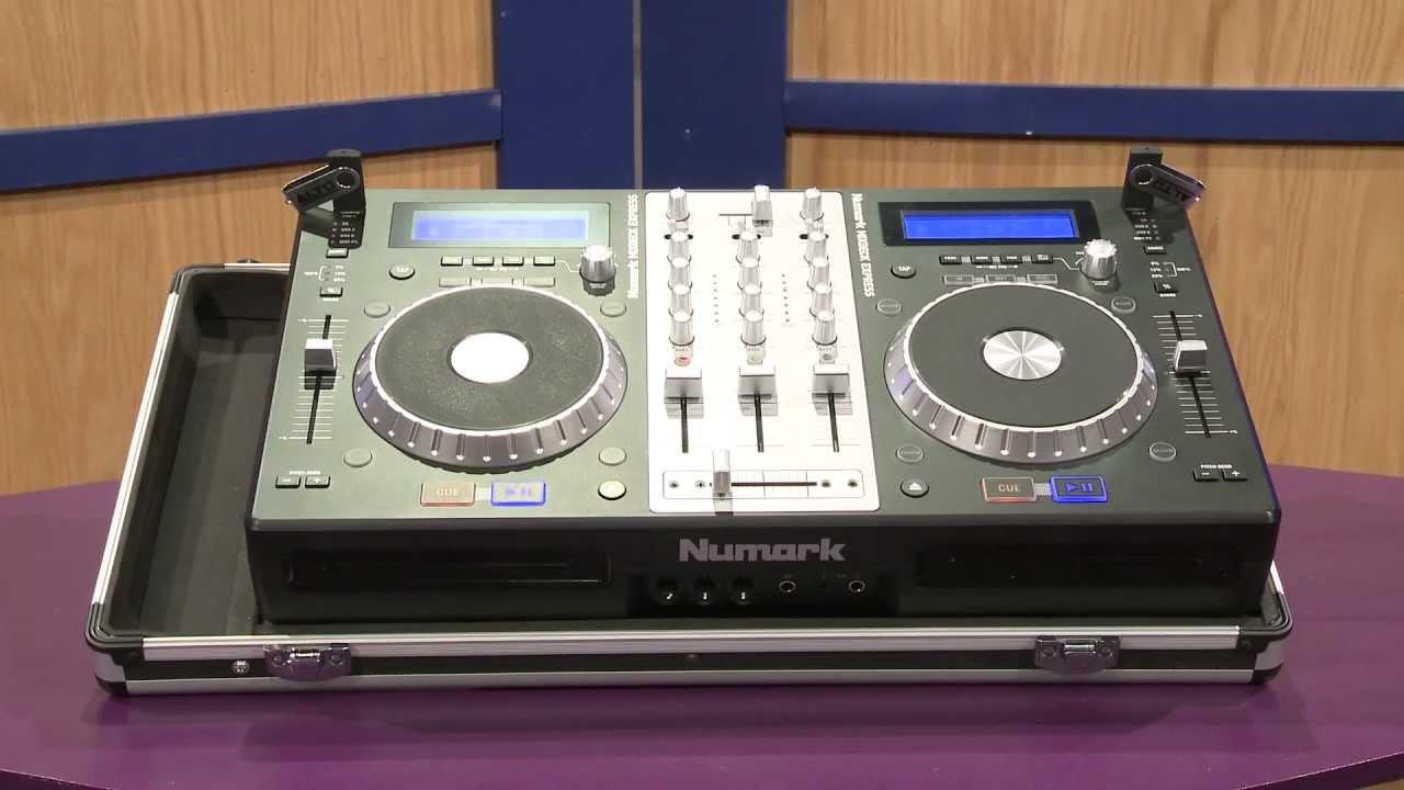 USED PIOMEER DJ CONTROLLERS