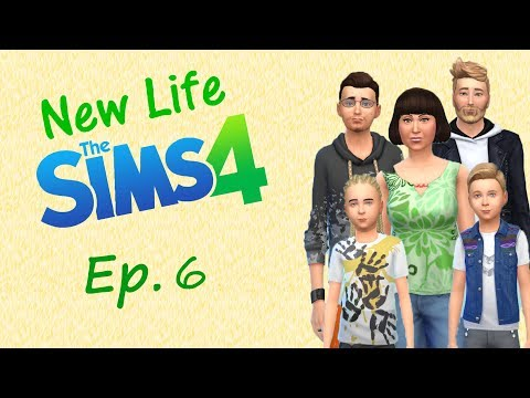 The Sims 4 - New Life - Ep.6 - Wolfgang contro tutti !