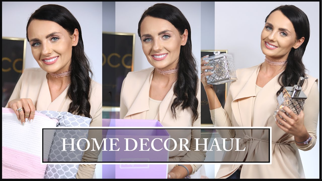 Home Decor Haul Zara Home Tk Maxx Kringle Candle Braveave