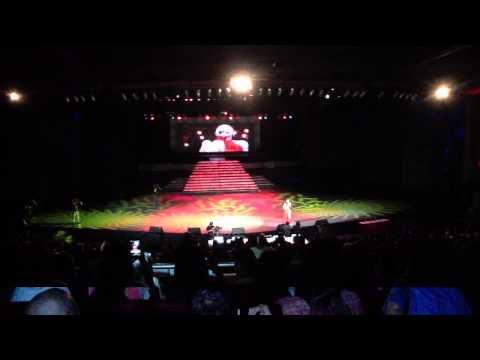 1st P'que Campus Singing Idol-Aenna Masangkay-Ikaw
