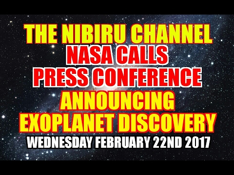 NASA CALLS PRESS CONFERENCE FOR WEDNESDAY FEB. 22nd