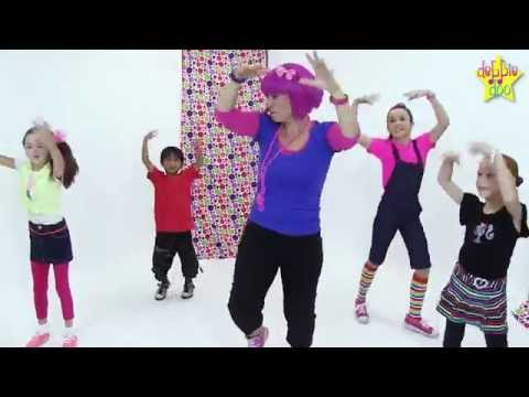 HUGE Dance Collection for Children, Toddlers and Kids| Debbie Doo