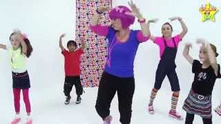 Super Simple Dance Collection for Children, Toddlers and Kids| Debbie Doo