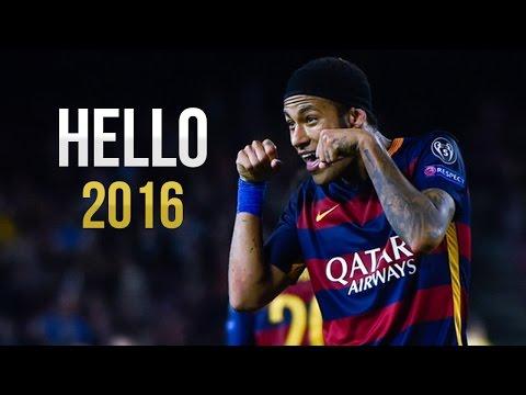 Neymar Jr ● Hello ● Skills & Goals 2016 HD