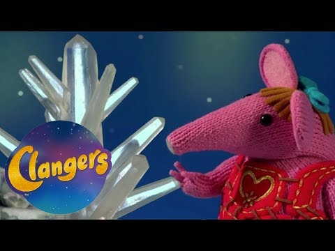 Clangers - The Crystal Trees | Classic Cartoons for Children