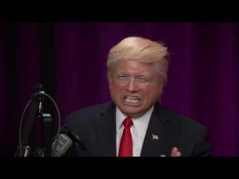 Donald Trump Impersonator John Di Domenico Huffington Post Live Trump Love Advice 3.31.17