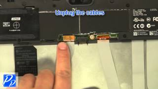 Dell Venue 11 Pro  (5130) Dock Connector Replacement Video Tutorial Teardown
