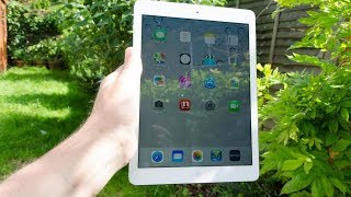 IPAD AIR REVIEW - TECHNO UPDATE