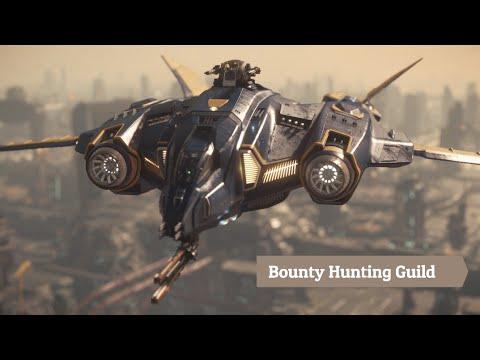 Star Citizen Magyarul 3.12 - Bounty Hunting - Vanguard Sentinel - Track IR