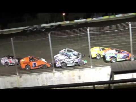 600 Mod Feature - Cresco Speedway - 10/3/15
