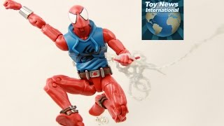 "Marvel Legends Infinite Series Spider Man 6"" Scarlet Spider Figure Review"