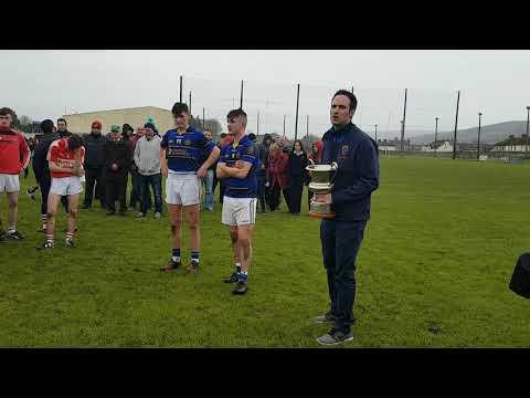Dean Ryan Cup Final