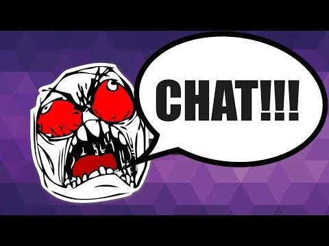 Min Twitch Chat Flækker Mig