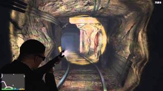gta v the spooky cave location and interior