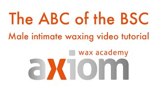 Male Intimate Waxing Dvd Tutorial Trailer