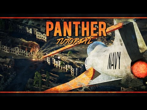 War Thunder Tutorial - An Alternate Way To Play - F9F-5/F9F-2 Panther