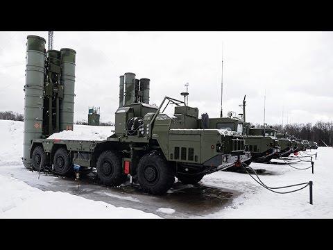 """Rusia a EE.UU.: """"El alcance de los S-300 podría sorprender a cualquier objeto no identificado"""""""
