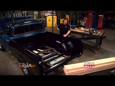 Relocate Your Gas Tank Under The Bed
