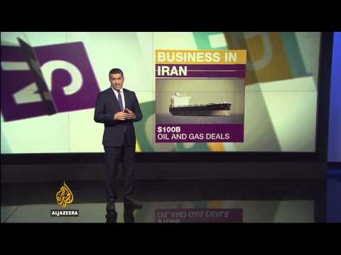Impact of nuclear deal on Iran