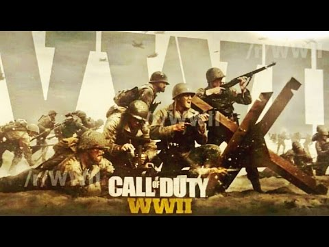 CALL OF DUTY WWII 2017 FUITES ? (images)