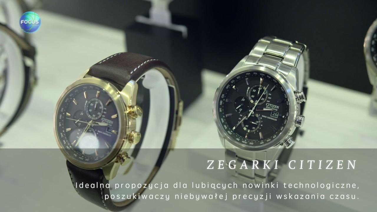 4f49faac8eb709 Swiss - zegarki Citizen - Focus Mall Bydgoszcz - YouTube