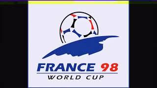 Cobertura Mundial Francia 98 - Nigeria 1 Bulgaria 0