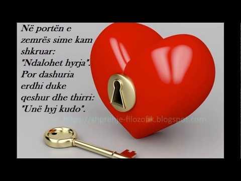 Thënie për dashurinë