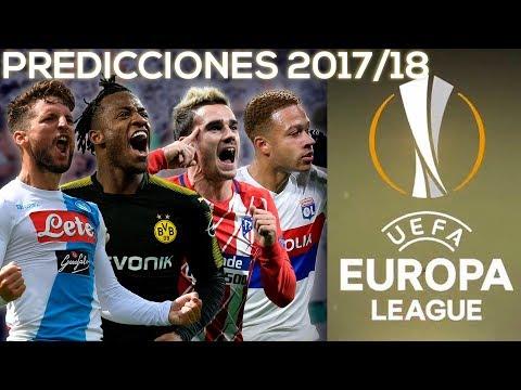 PREDICCIONES UEFA Europa League 16vos de Final 2018 (Previa y Pronóstico)