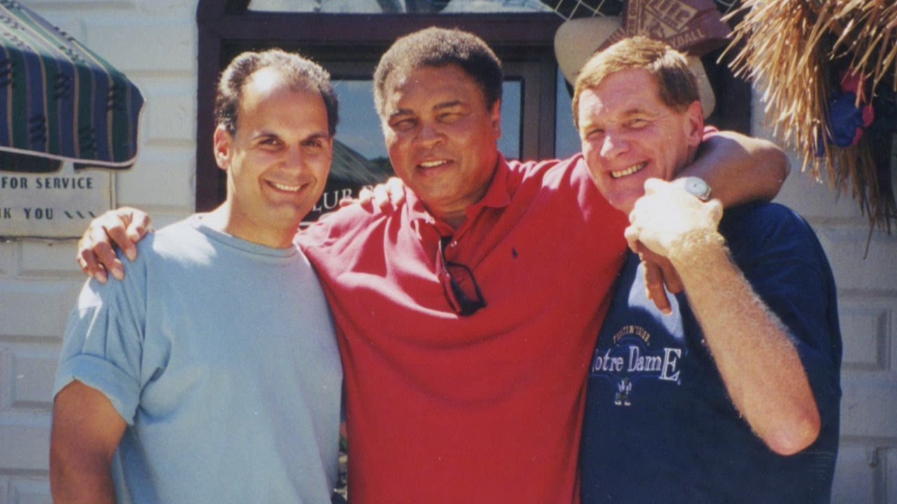 ESPN producer remembers his friend Muhammad Ali
